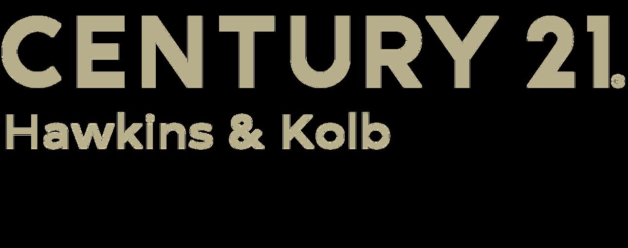 Mack Kolb of CENTURY 21 Hawkins & Kolb logo