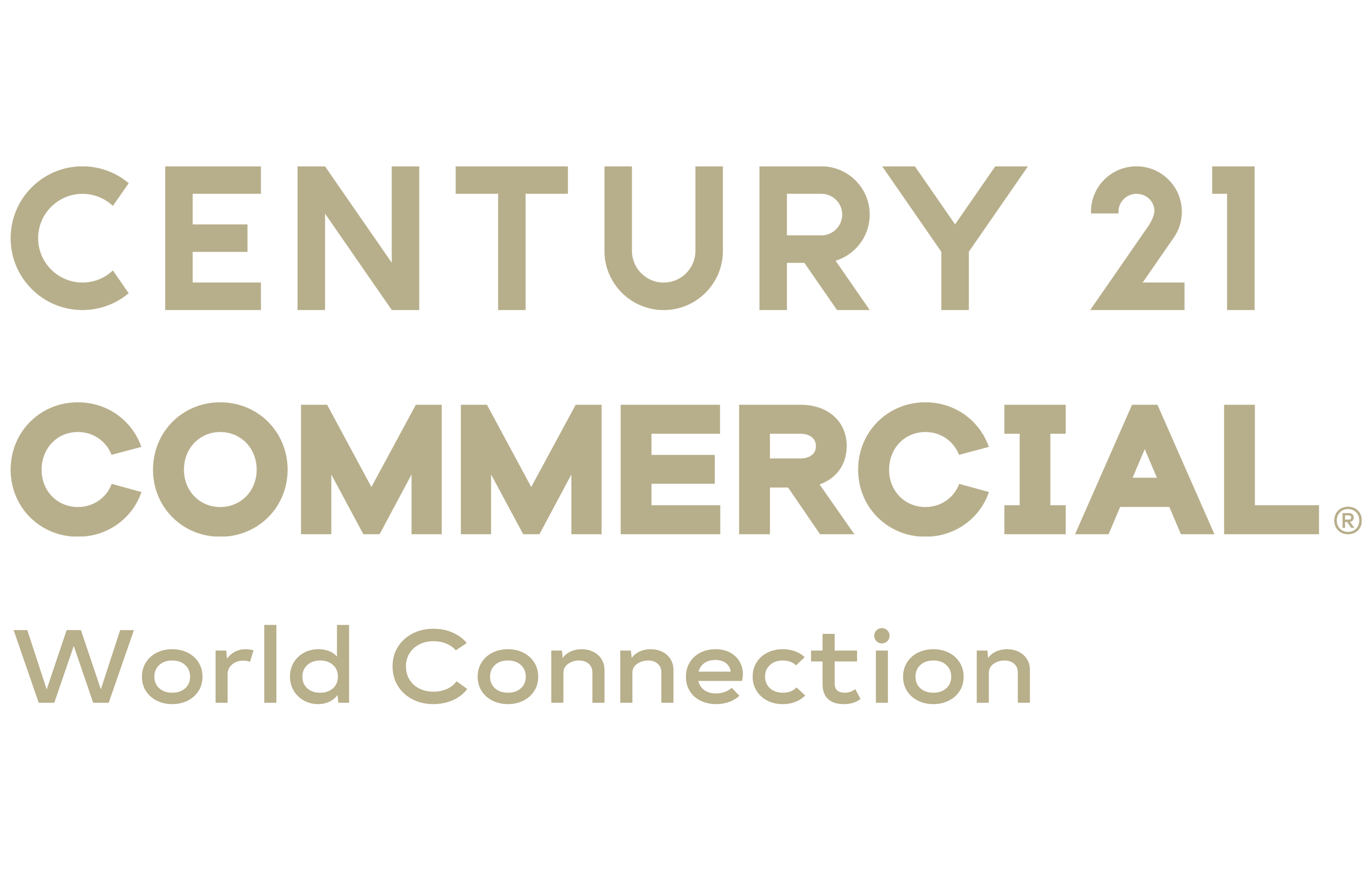 Rosa Casey of CENTURY 21 World Connection logo