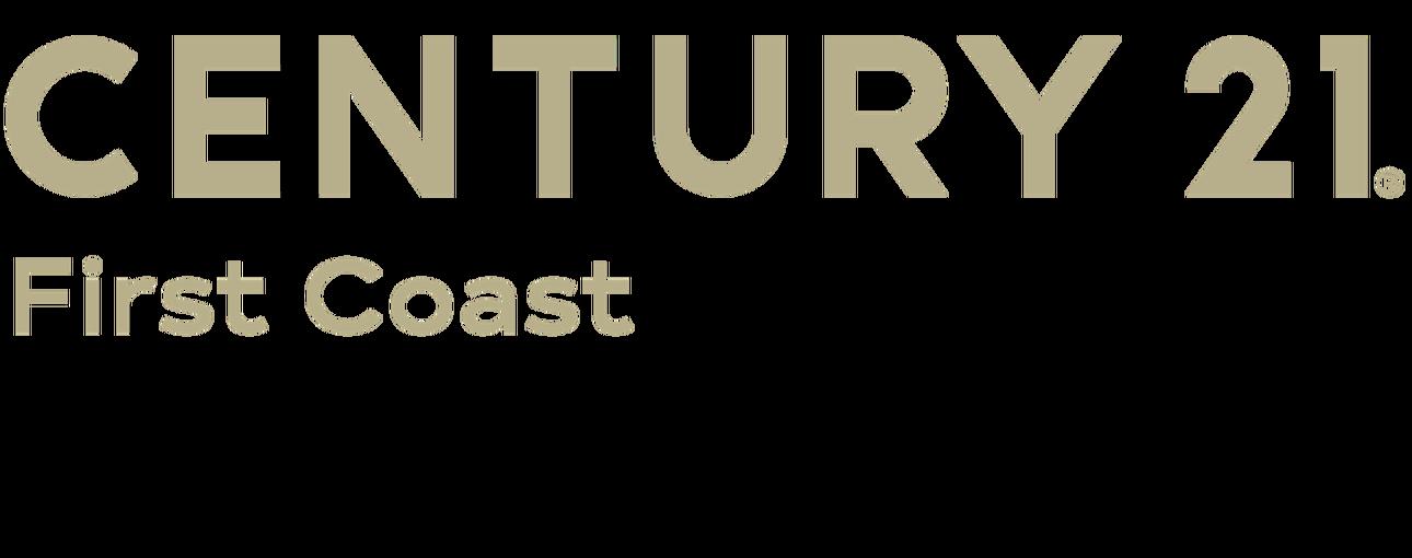 Jessica Creel of CENTURY 21 First Coast logo