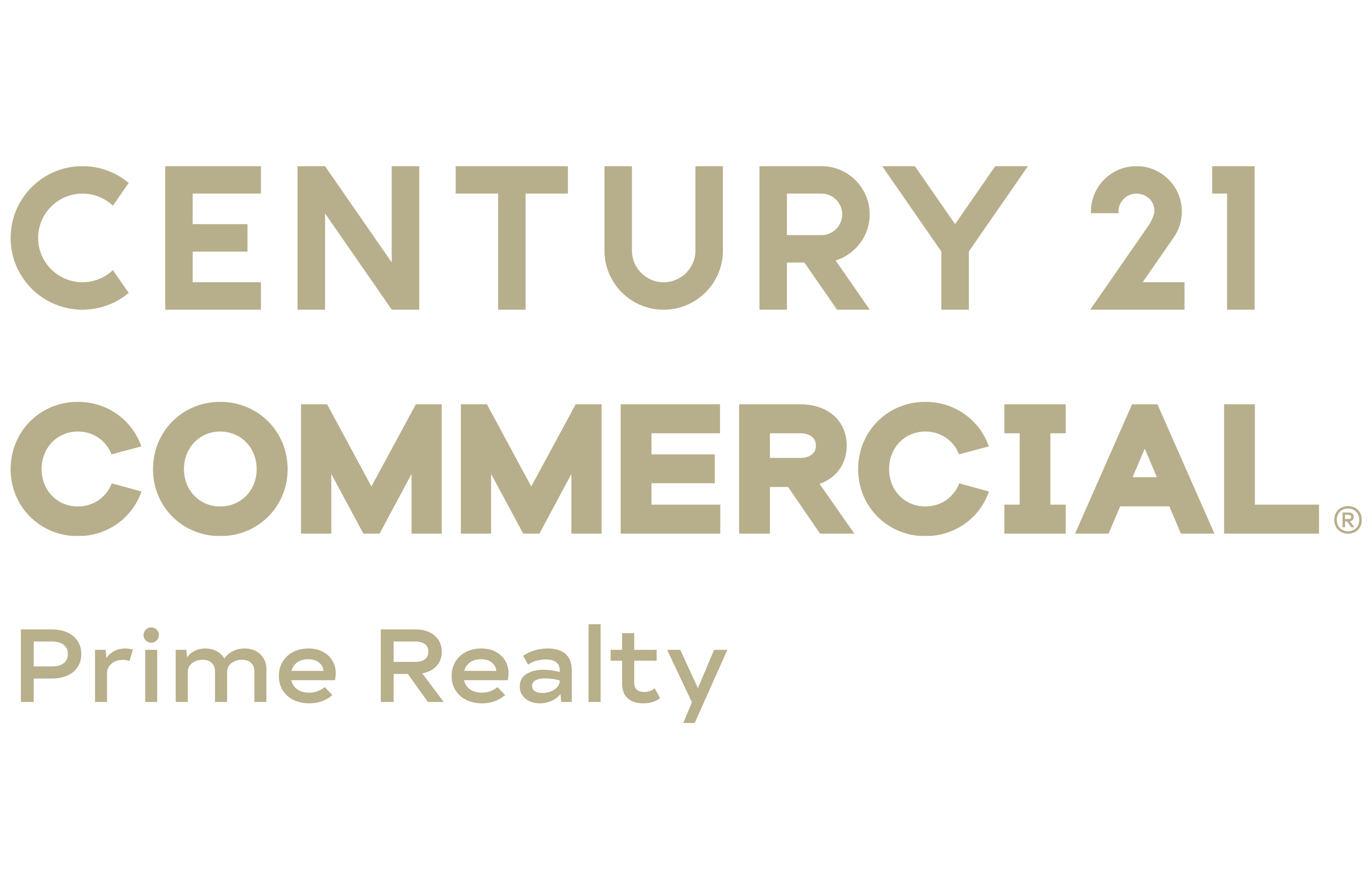 Eric  Keough of CENTURY 21 Prime Realty logo