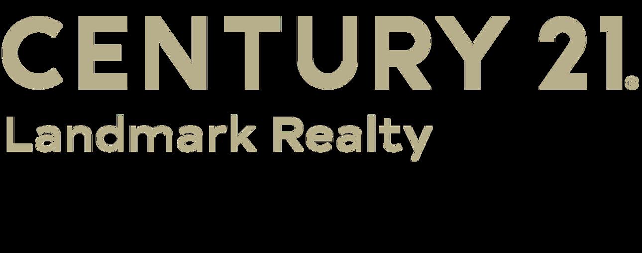 Alan HOLMAN of CENTURY 21 Landmark Realty logo