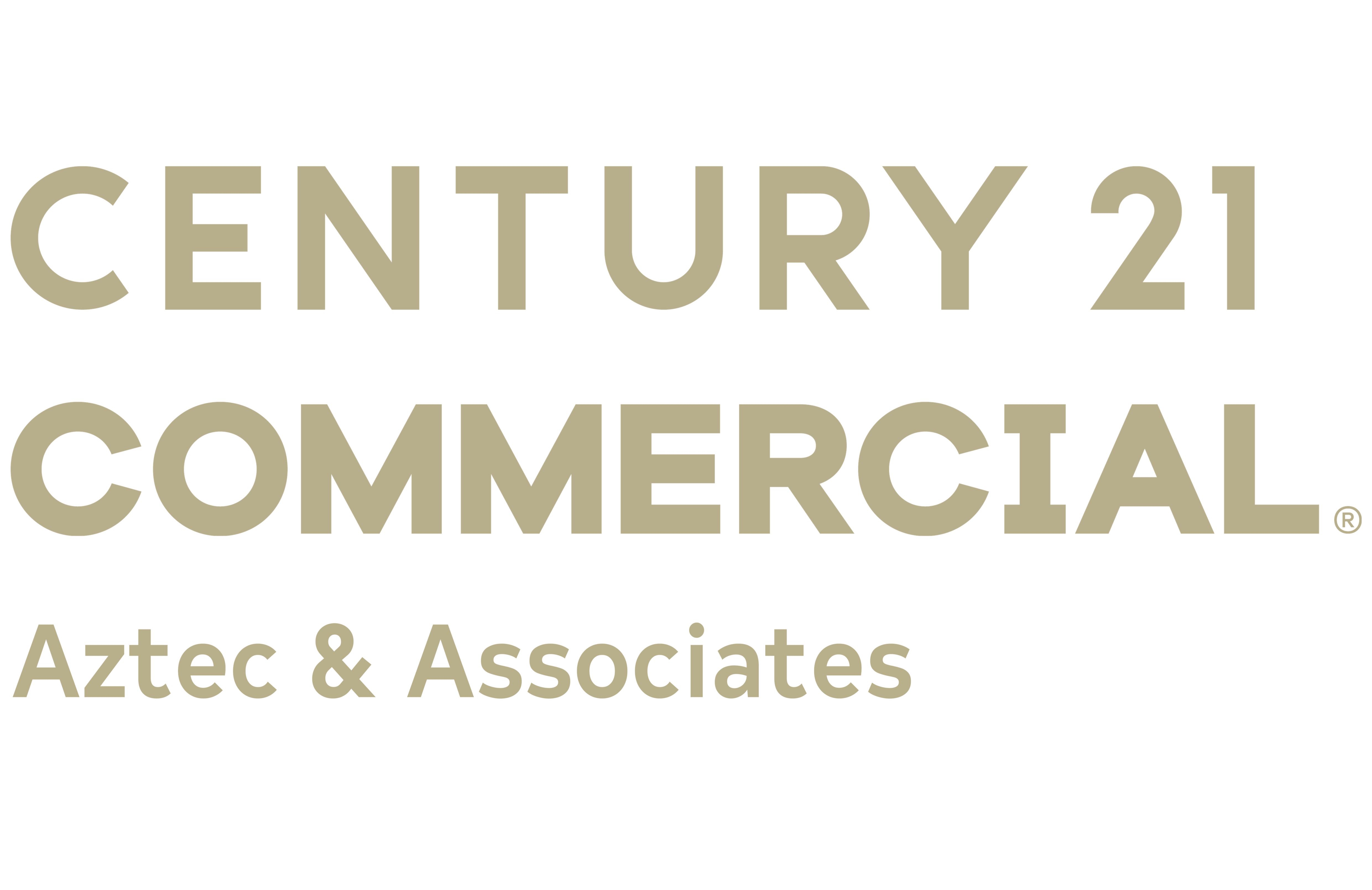 Brandon Watson of CENTURY 21 Aztec & Associates logo