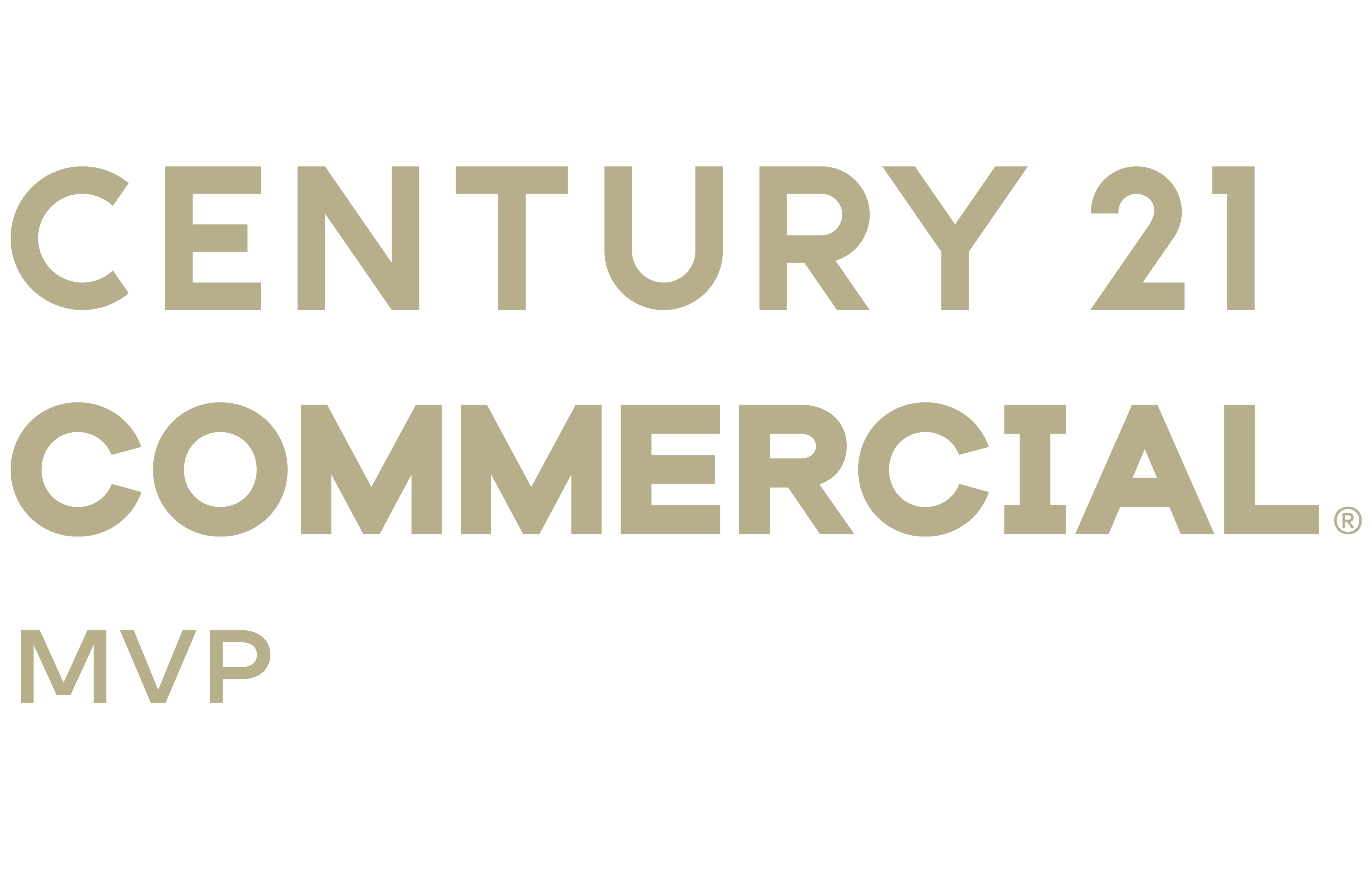 Thomas Fay PH.D of CENTURY 21 MVP logo