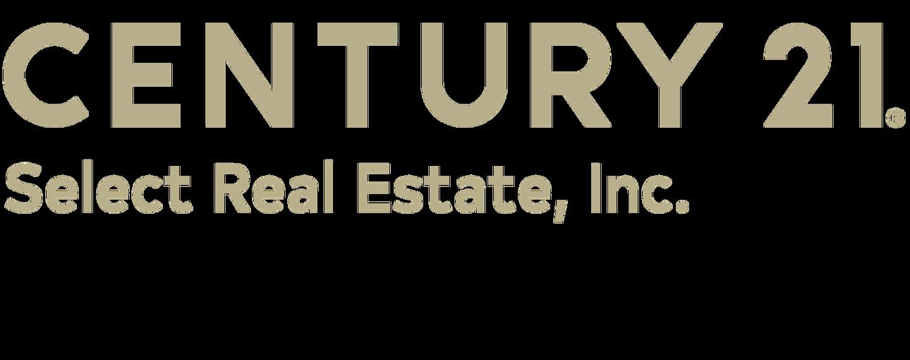 Jasdip Singh of CENTURY 21 Select Real Estate, Inc. logo