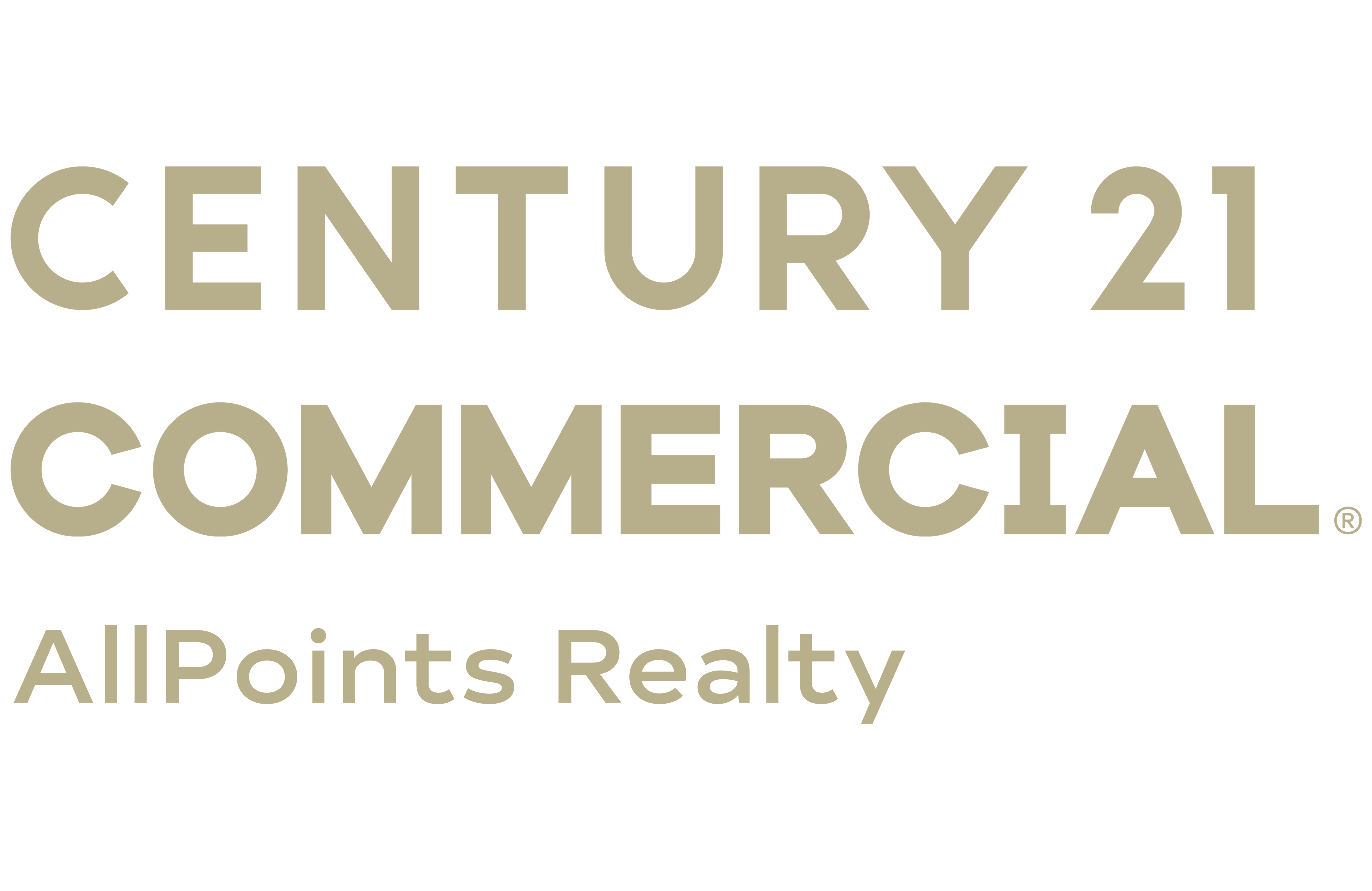 Mark Lubeski of CENTURY 21 AllPoints Realty logo