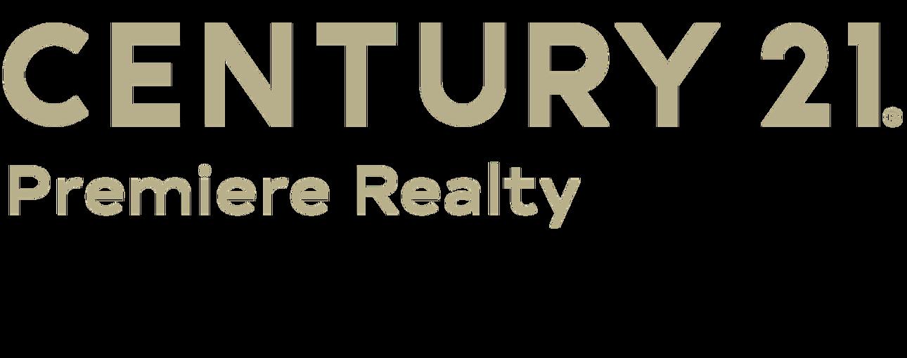 Tony McDonald of CENTURY 21 Premiere Realty logo