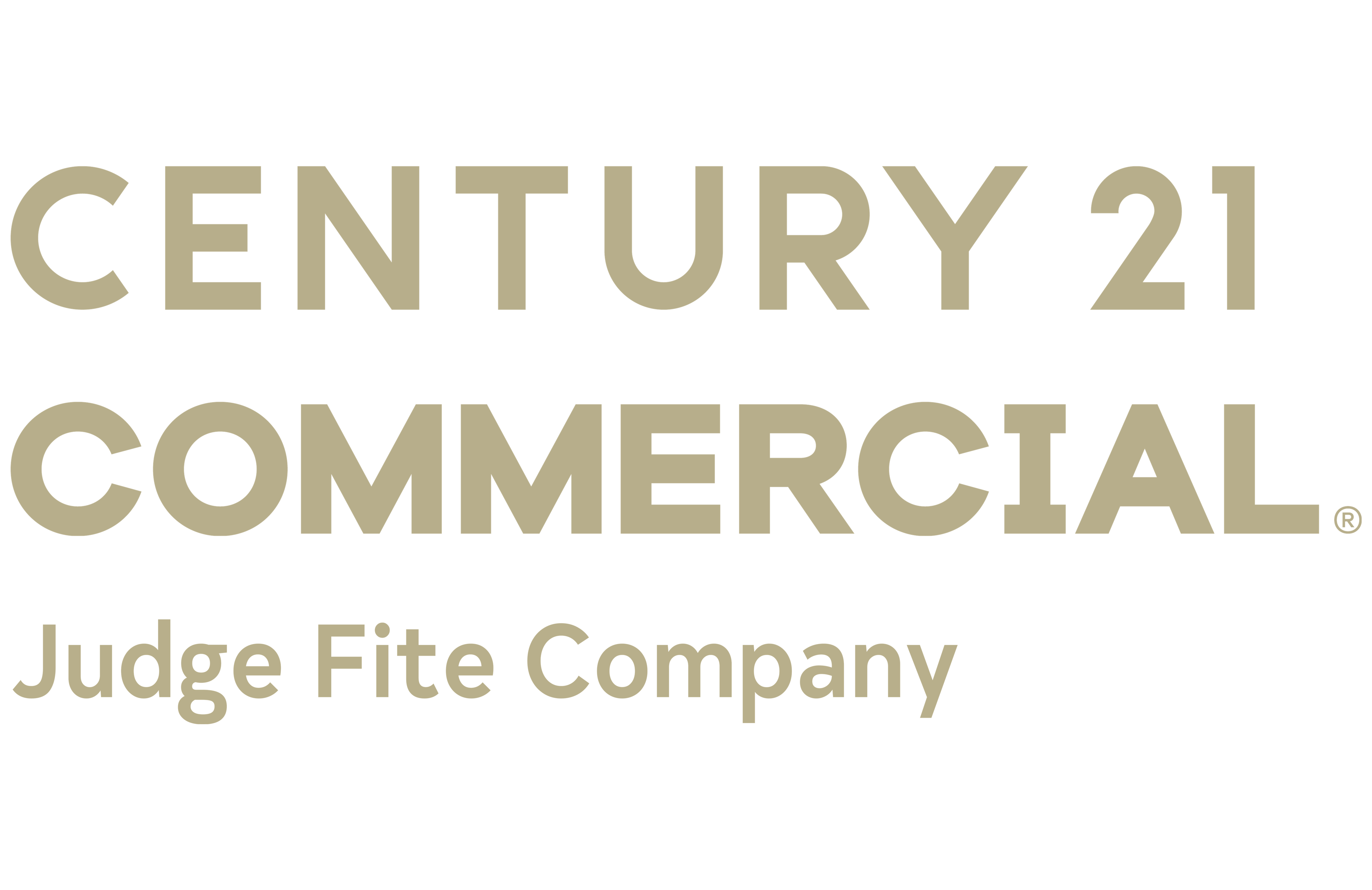 Donny Teis of CENTURY 21 Judge Fite Company logo