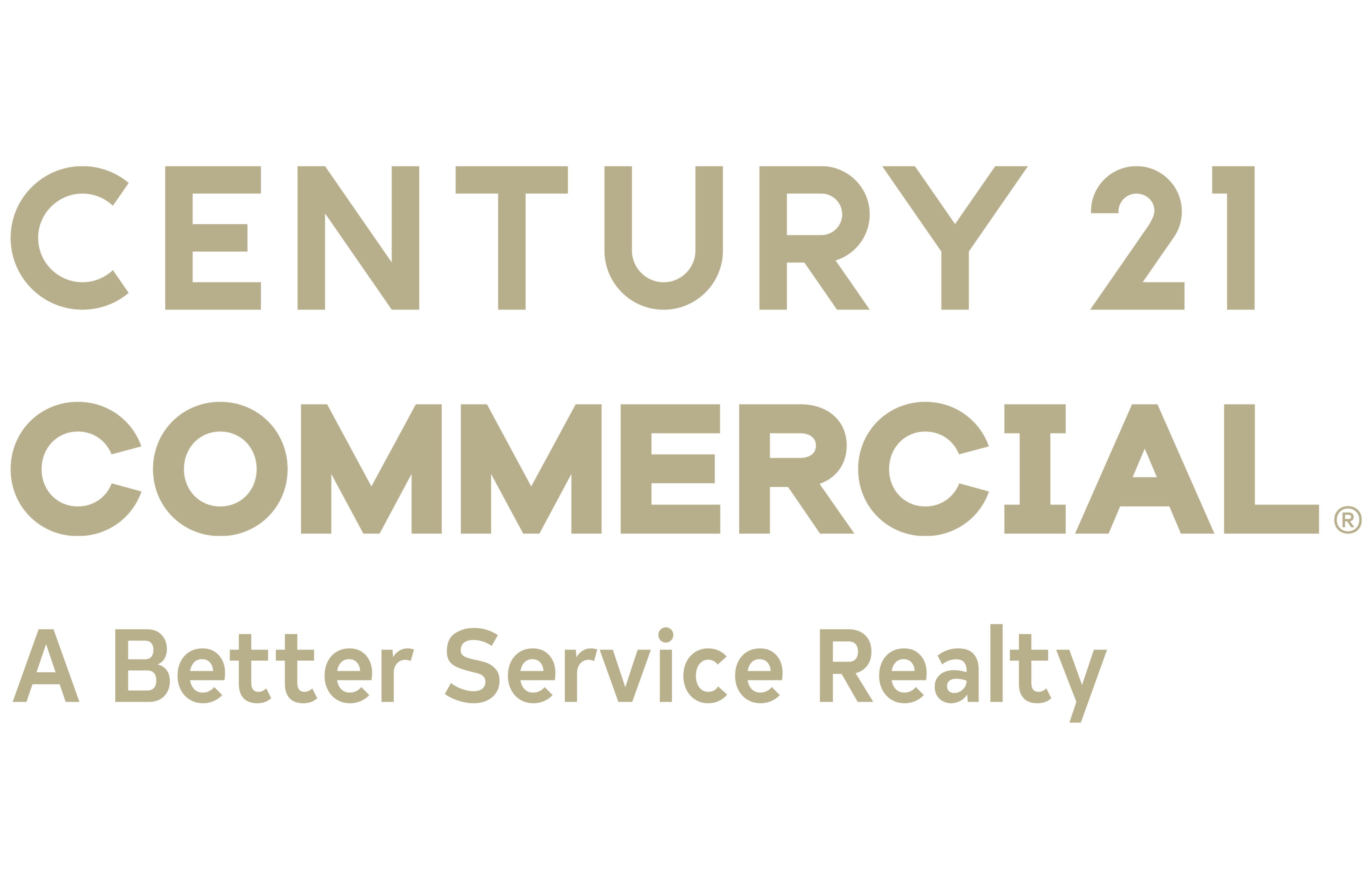 David Sarinana of CENTURY 21 A Better Service Realty logo