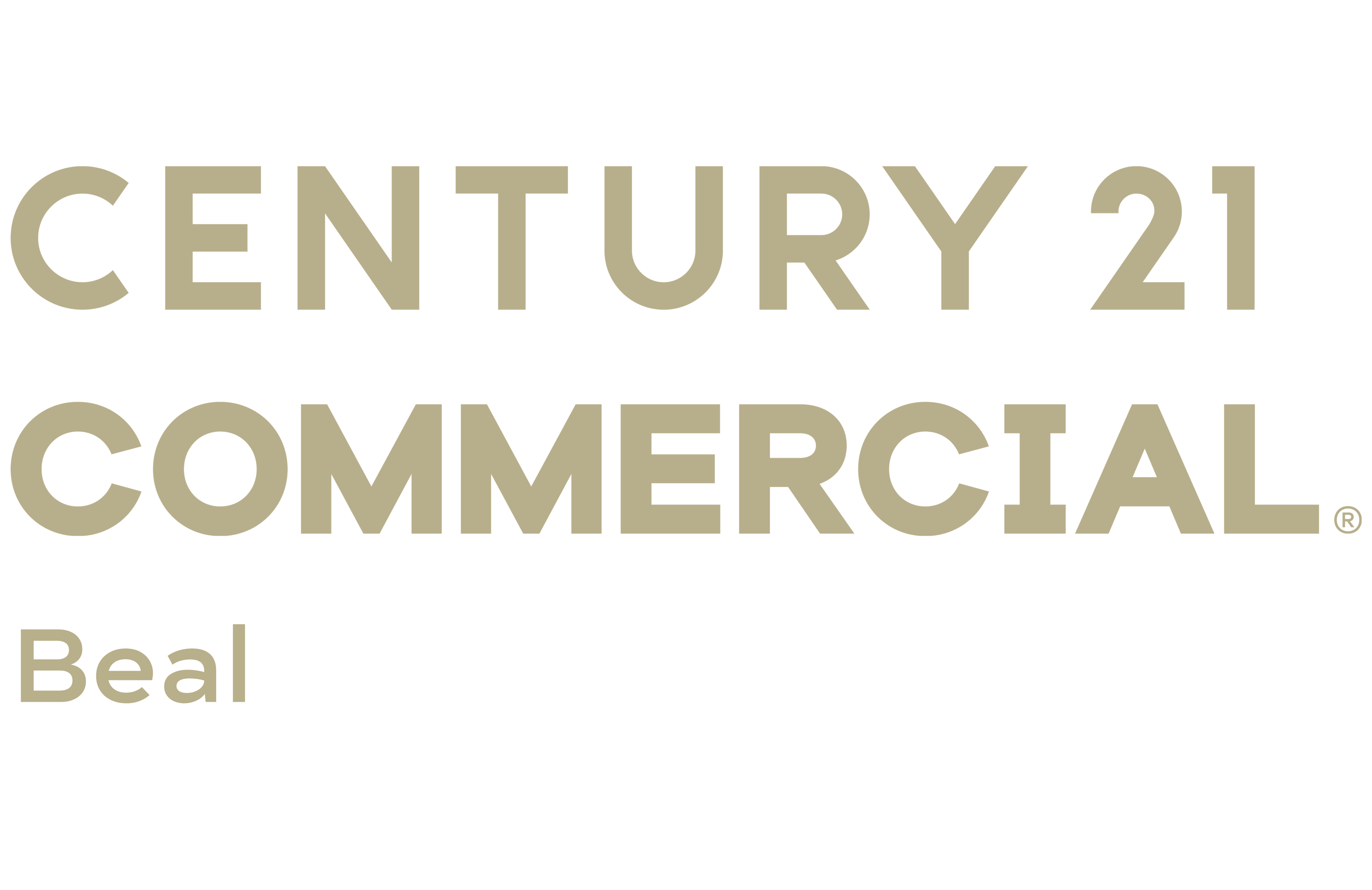 Jeffrey Leatherwood of CENTURY 21 Beal logo