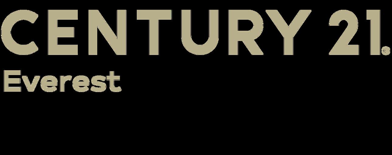 Bryan Burnett of CENTURY 21 Everest logo