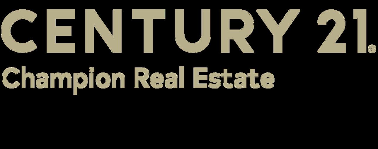Art Furtney Team of CENTURY 21 Champion Real Estate logo
