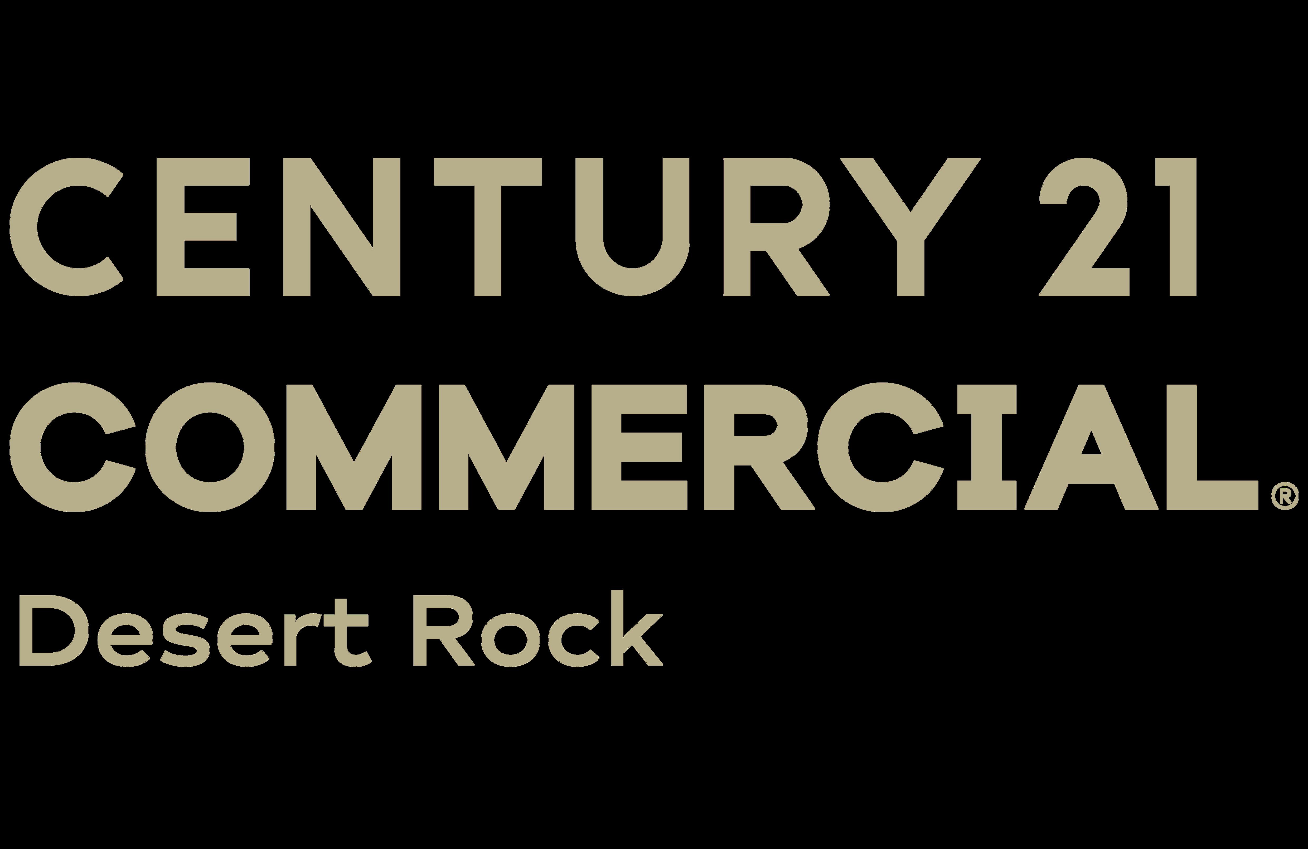 Randy Taylor of CENTURY 21 Desert Rock logo