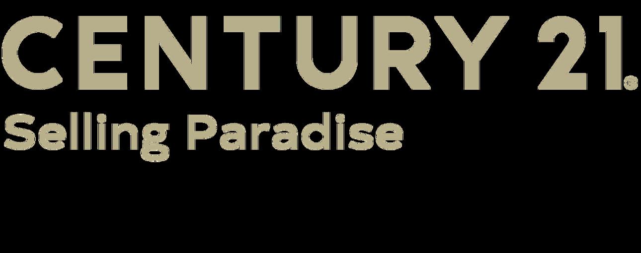 Dick Hughes of CENTURY 21 Selling Paradise logo