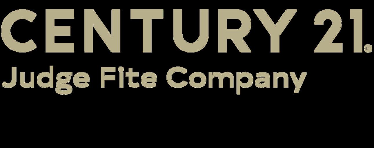 Amber Martin of CENTURY 21 Judge Fite Company logo