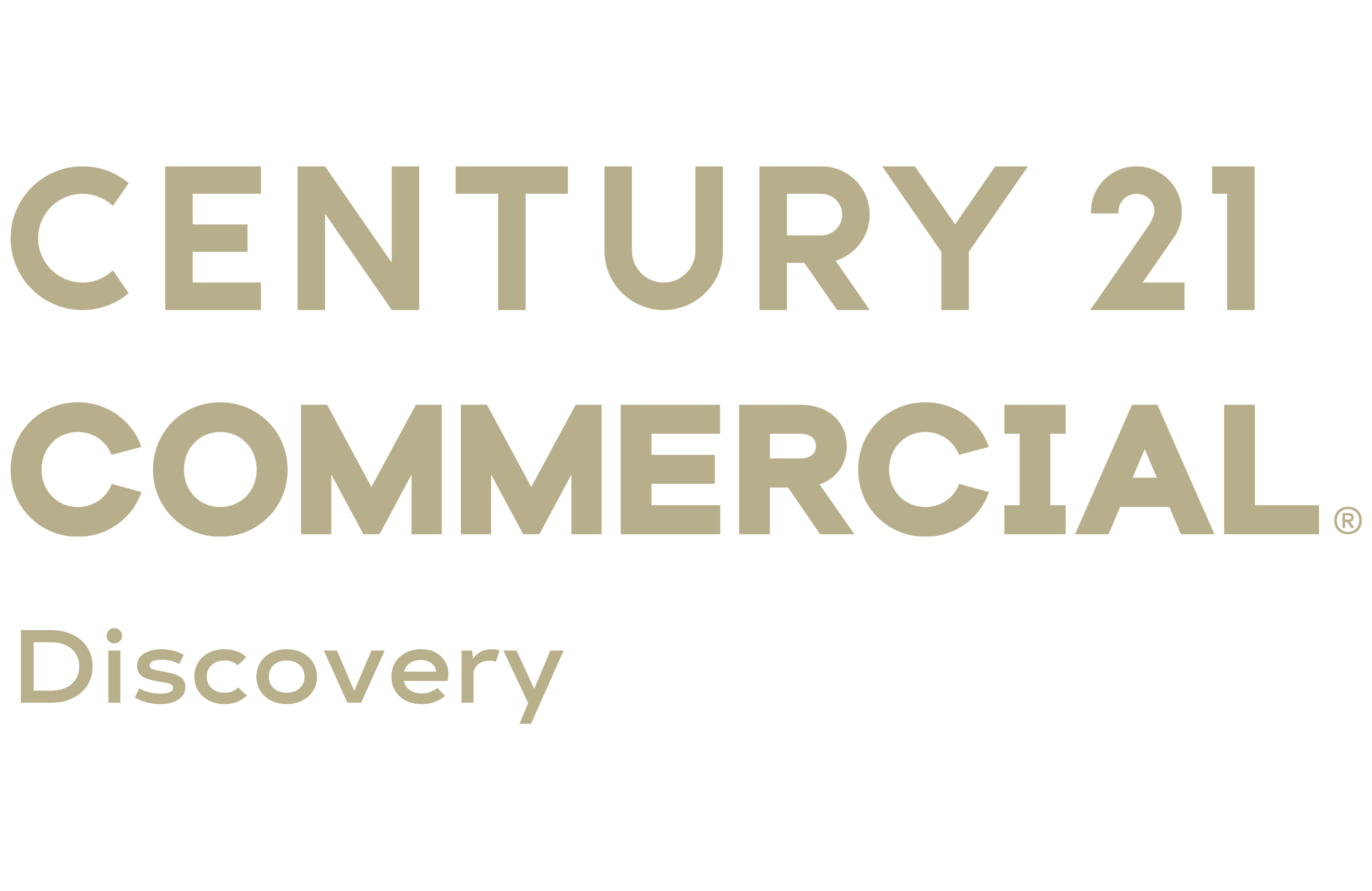 Carl Byers of CENTURY 21 Discovery logo