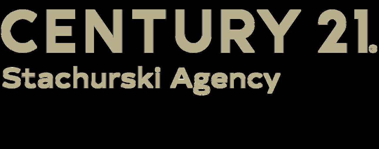 Edward Stachurski of CENTURY 21 Stachurski Agency logo