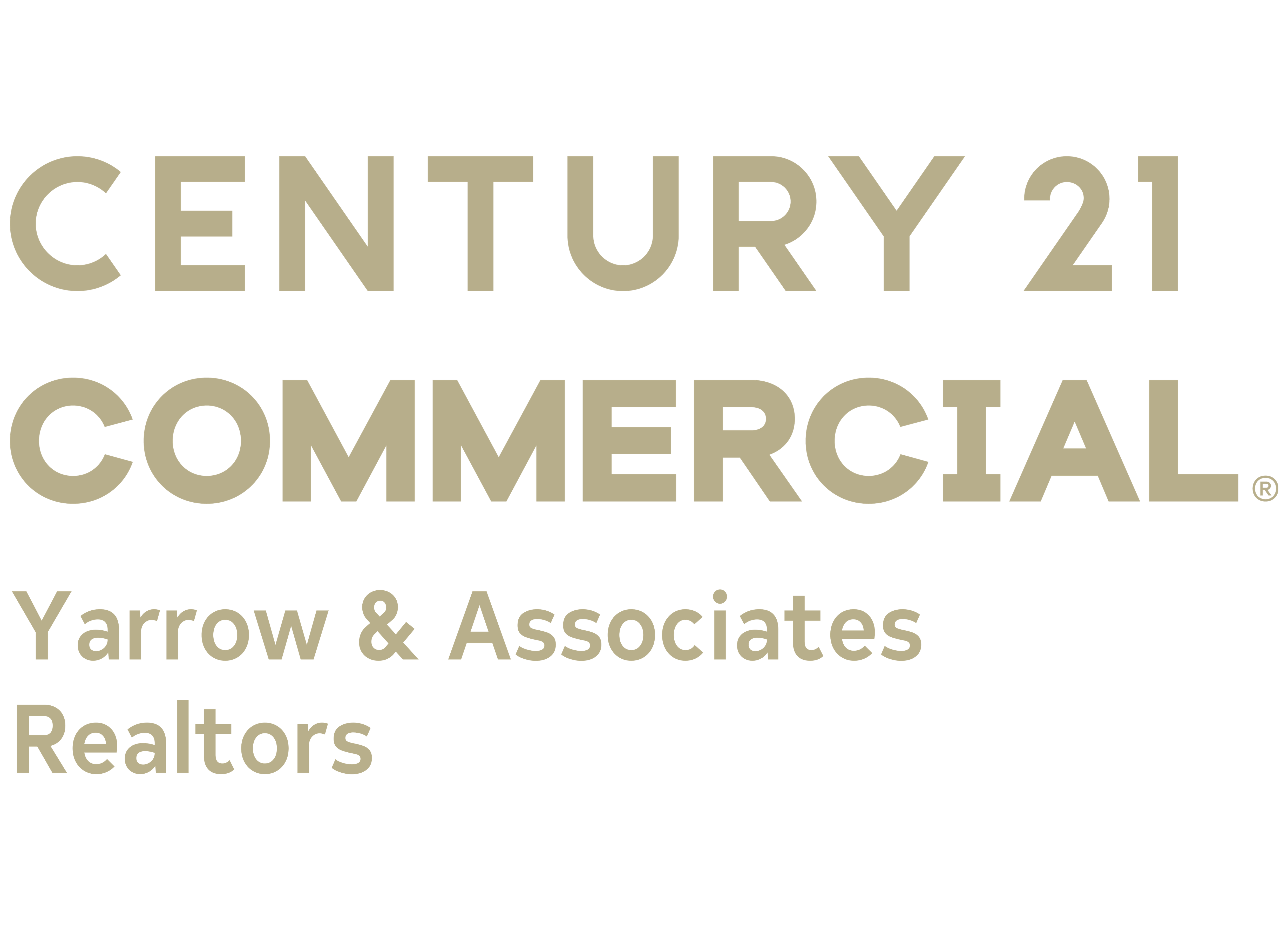 CENTURY 21 Yarrow & Associates Realtors