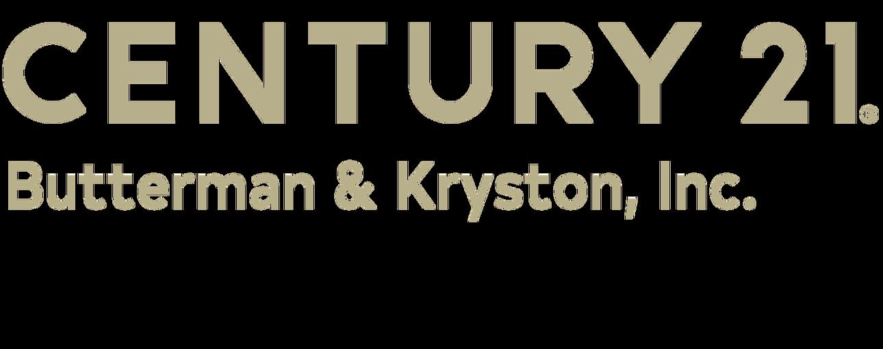GUSTAVO SANCHEZ of CENTURY 21 Butterman & Kryston, Inc. logo