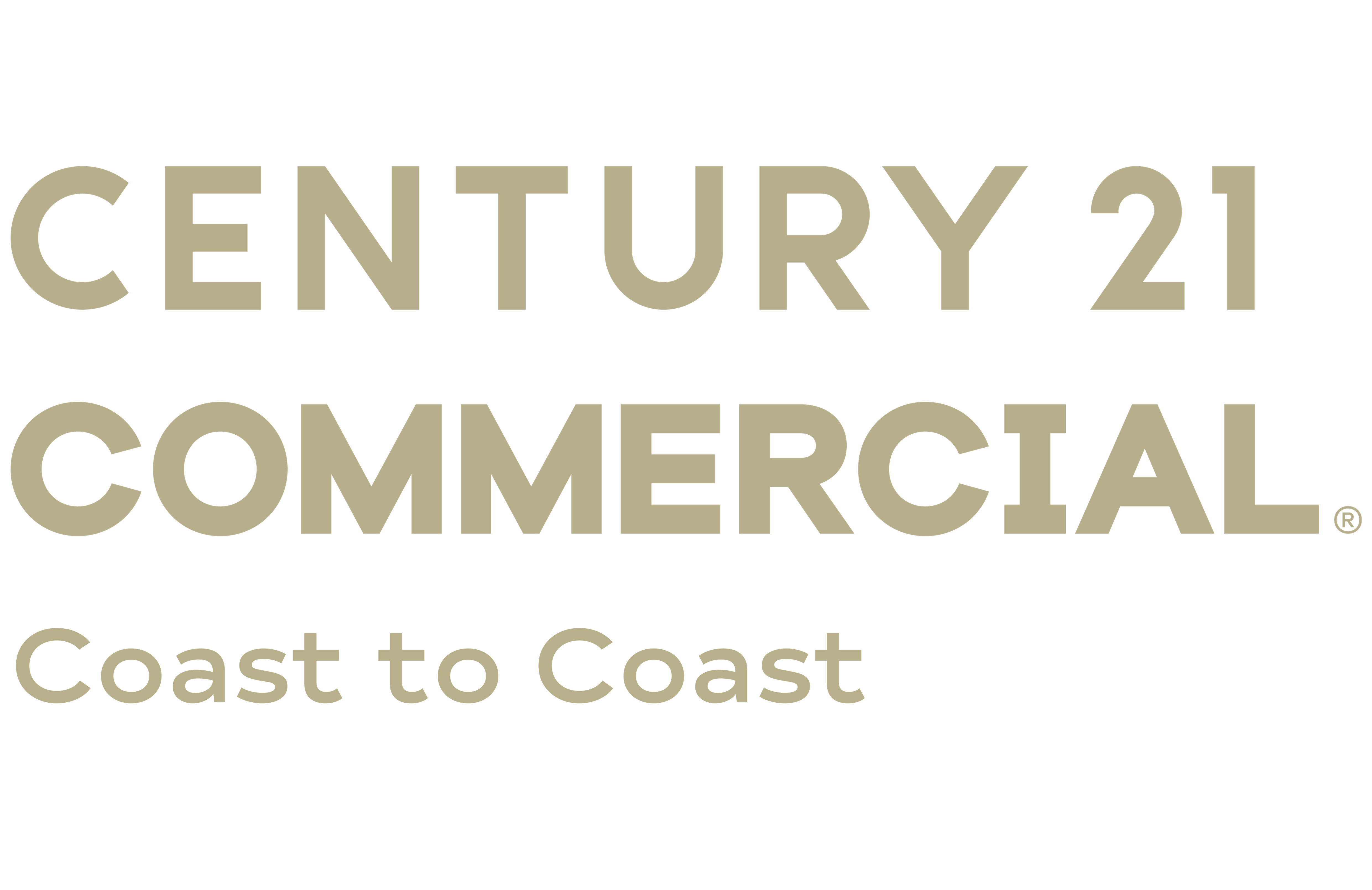 Denise T. Rossi of CENTURY 21 Coast to Coast logo