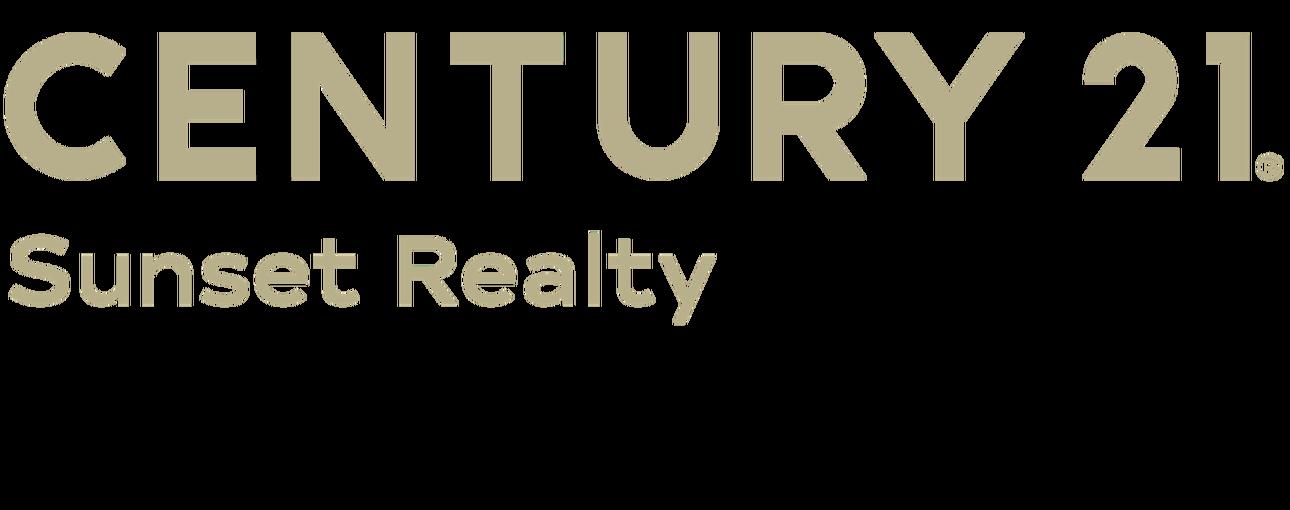 Brad Vanderburg of CENTURY 21 Sunset Realty logo