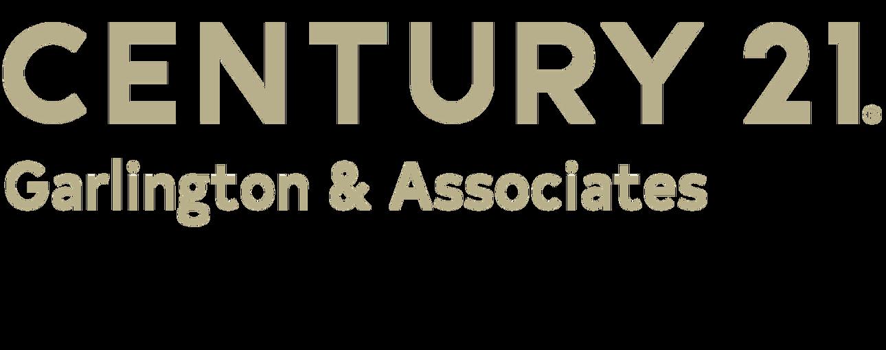 Moises Govea of CENTURY 21 Garlington & Associates logo