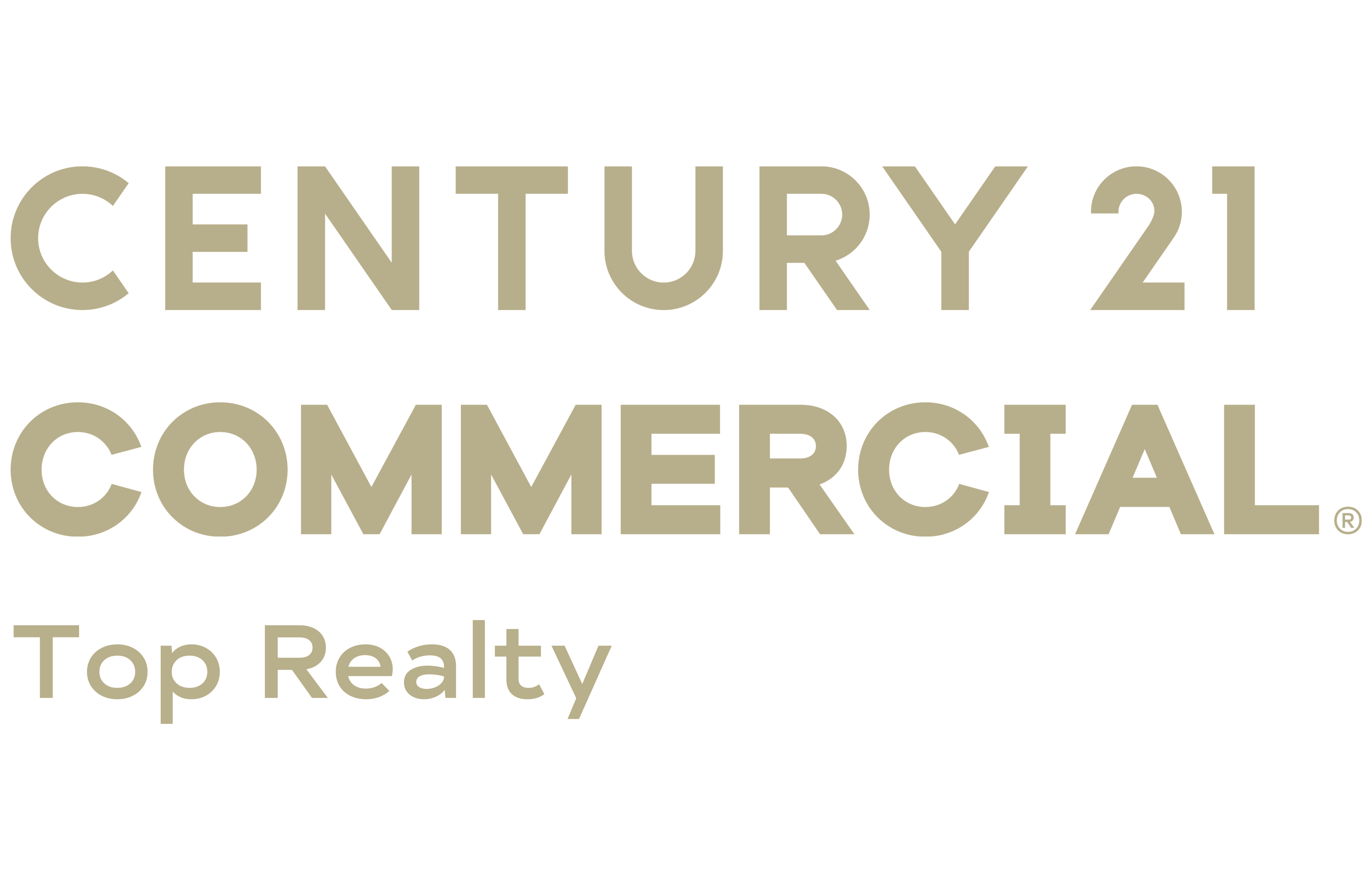 Kevin Vader of CENTURY 21 Top Realty logo