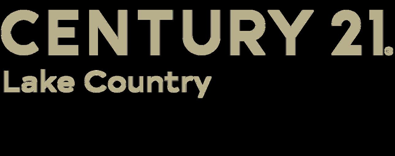 Vikki Moore of CENTURY 21 Lake Country logo