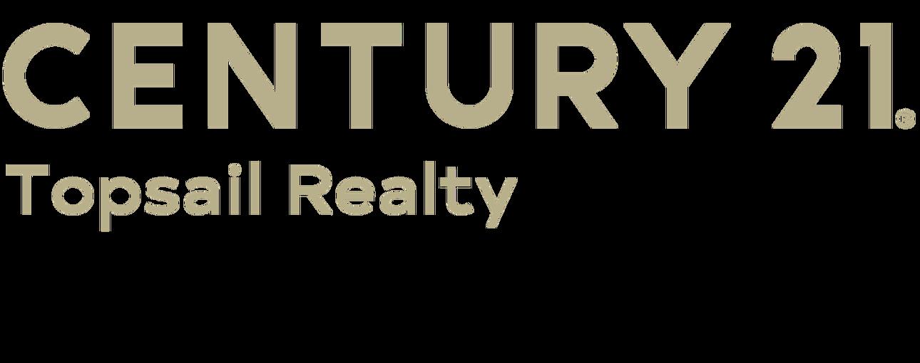 Ryan Fonseca of CENTURY 21 Topsail Realty logo