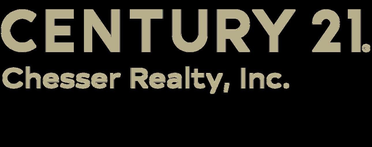 SHEILA HINSON of CENTURY 21 Chesser Realty, Inc. logo