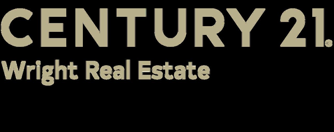 Justin Smith of CENTURY 21 Wright Real Estate logo