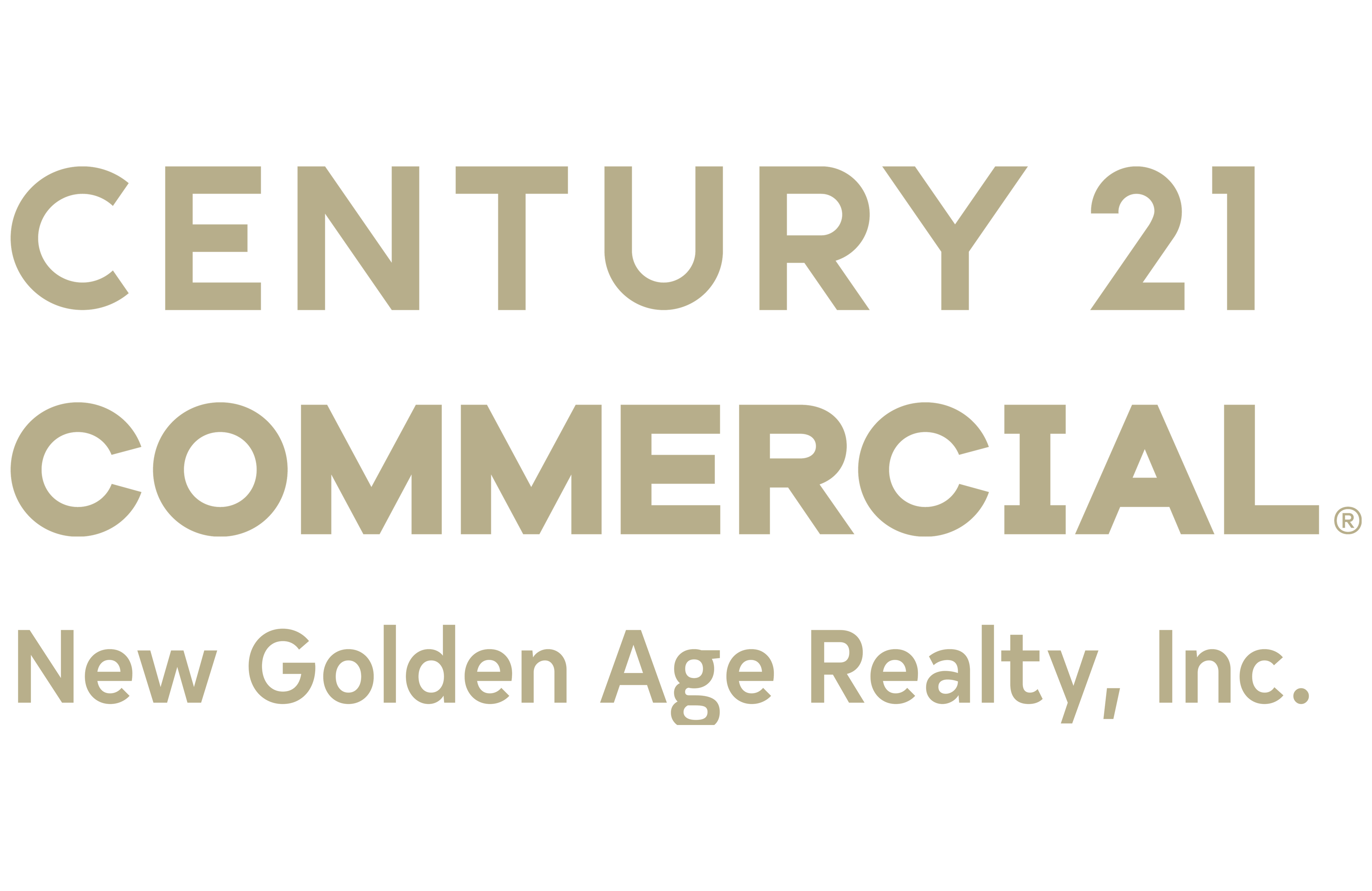 CENTURY 21 New Golden Age Realty, Inc.