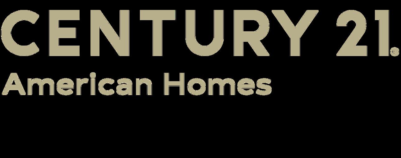 Qiu Hang Jiang of CENTURY 21 American Homes logo