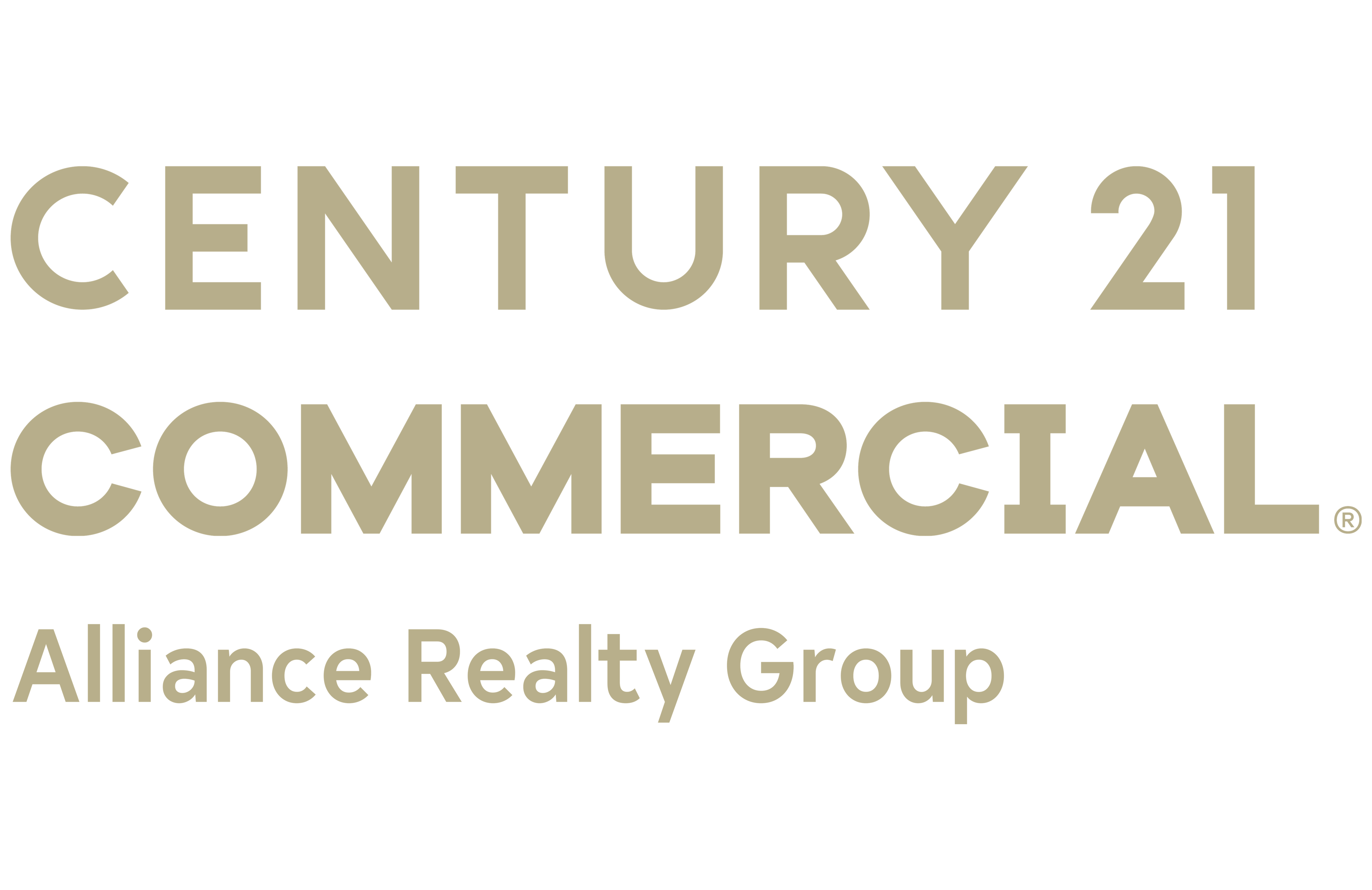 John DeMarco of CENTURY 21 Alliance Realty Group logo