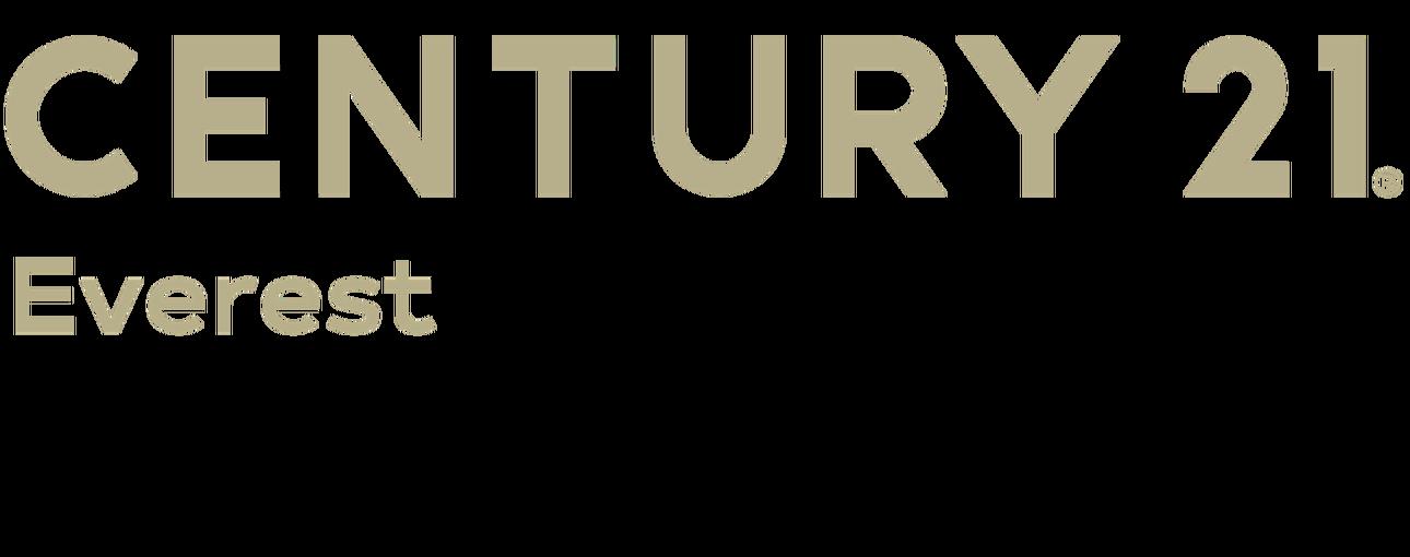 Derrick Timmons of CENTURY 21 Everest logo
