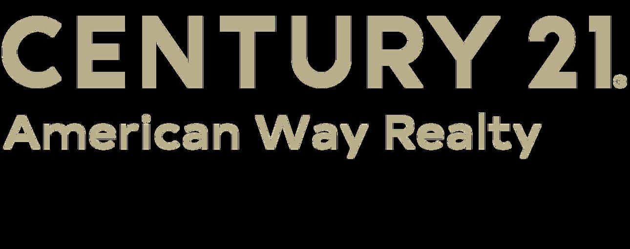 Karen Stone of CENTURY 21 American Way Realty logo