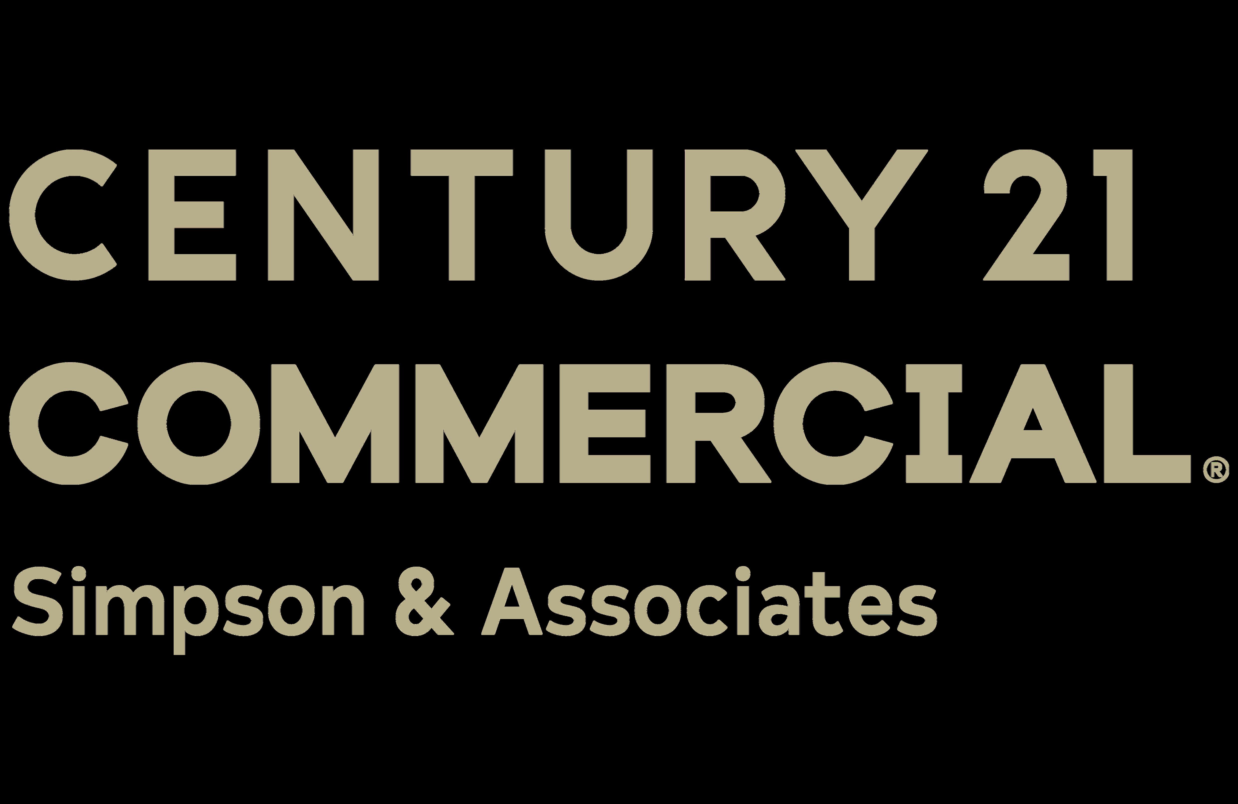 Jerry Simpson of CENTURY 21 Simpson & Associates logo