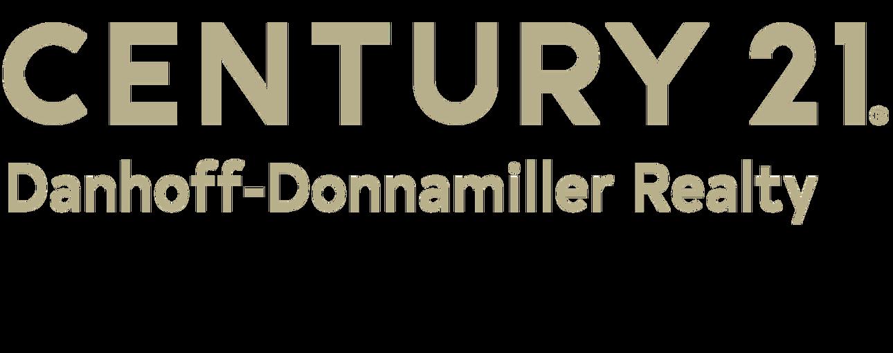 Donald Danhoff of CENTURY 21 Danhoff-Donnamiller Realty logo