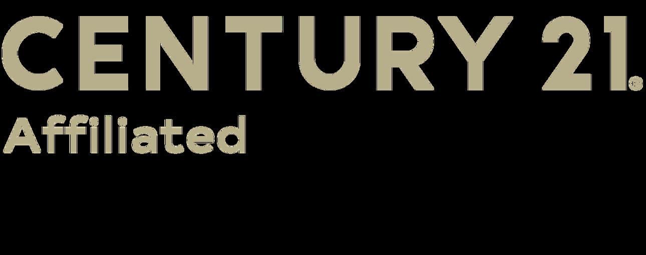 Edgardo Guerrero of CENTURY 21 Affiliated logo