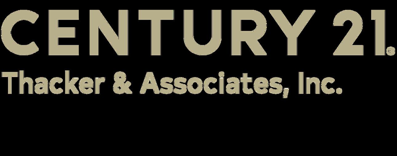 Marilyn Combs of CENTURY 21 Thacker & Associates, Inc. logo