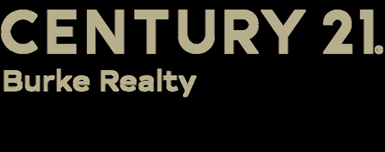 Jeffrey Burke of CENTURY 21 Burke Realty logo