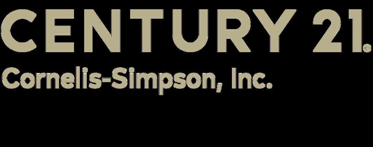 Jason Francque of CENTURY 21 Cornelis-Simpson, Inc. logo