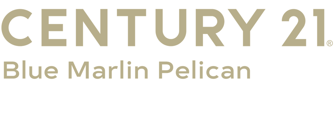 Michele Griffin of CENTURY 21 Blue Marlin Pelican logo