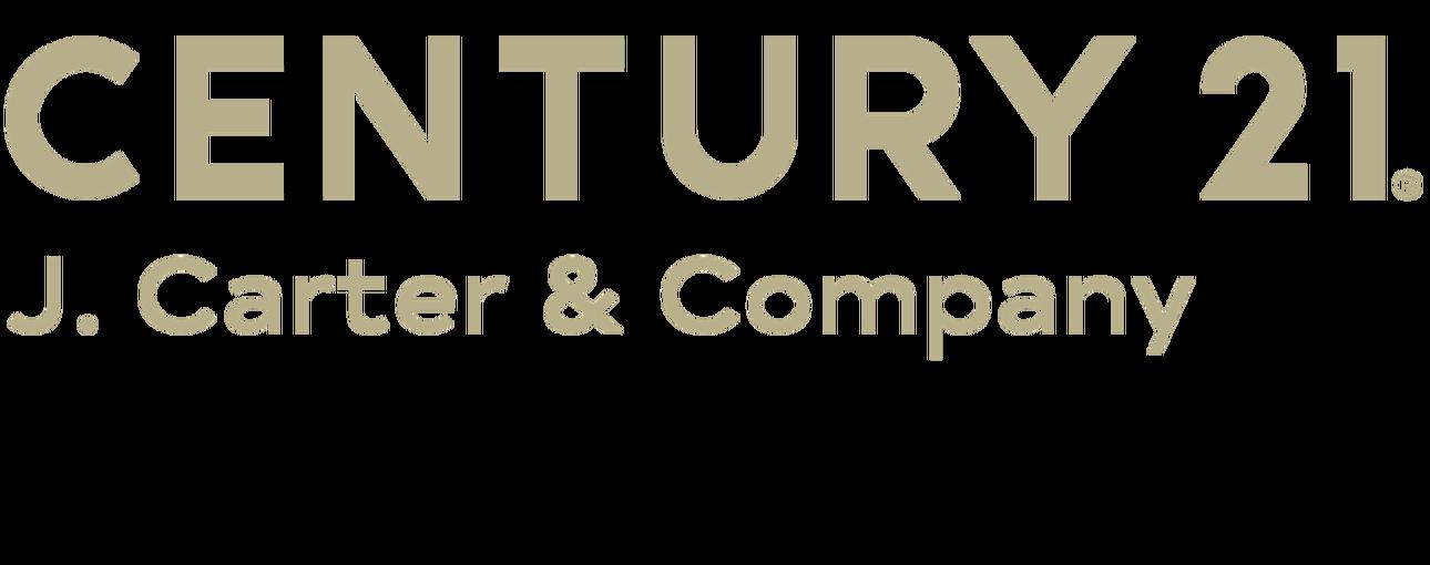 Jacob Carter of CENTURY 21 J. Carter & Company logo
