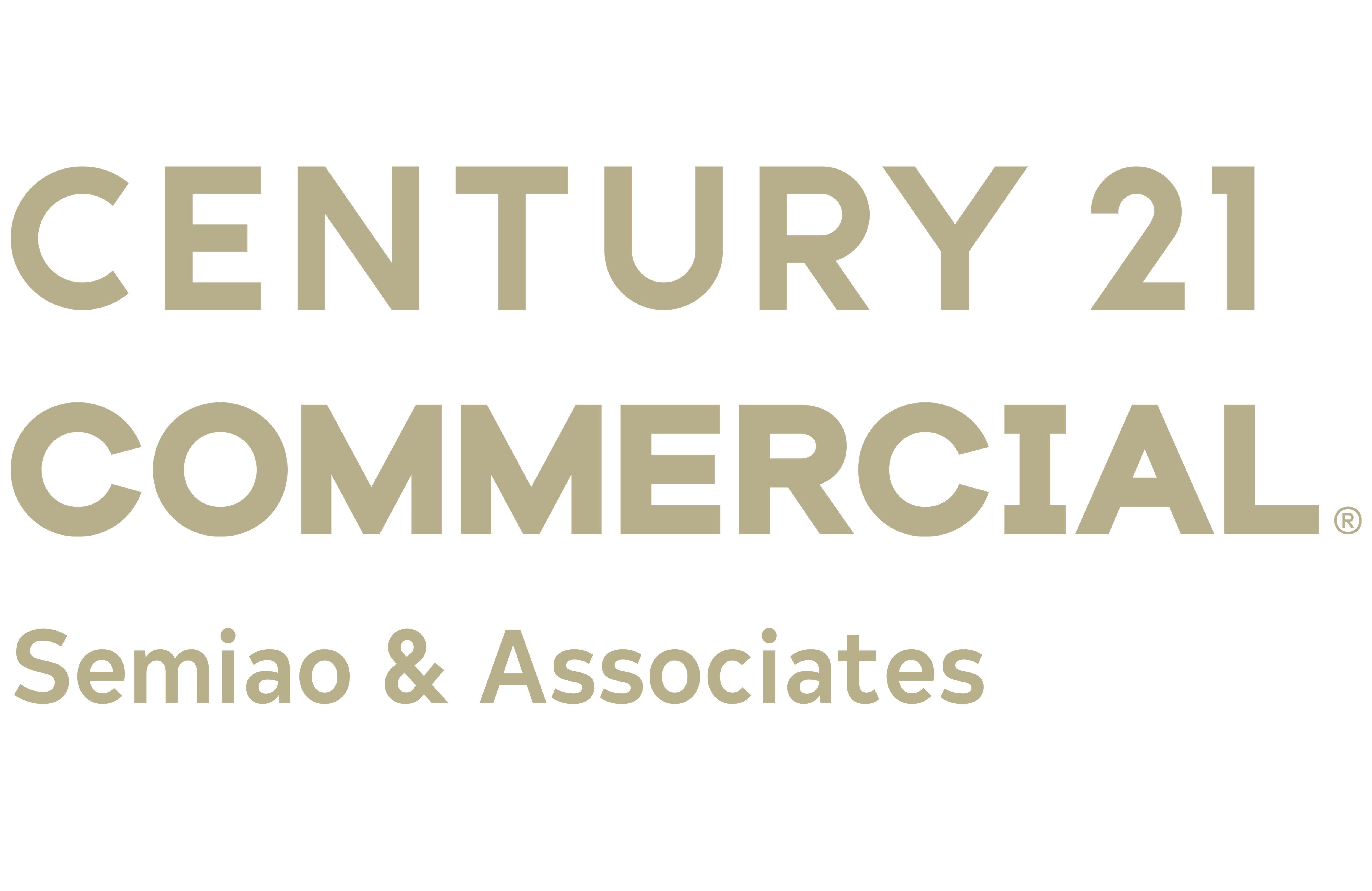 Fernando Semiao of CENTURY 21 Semiao & Associates logo
