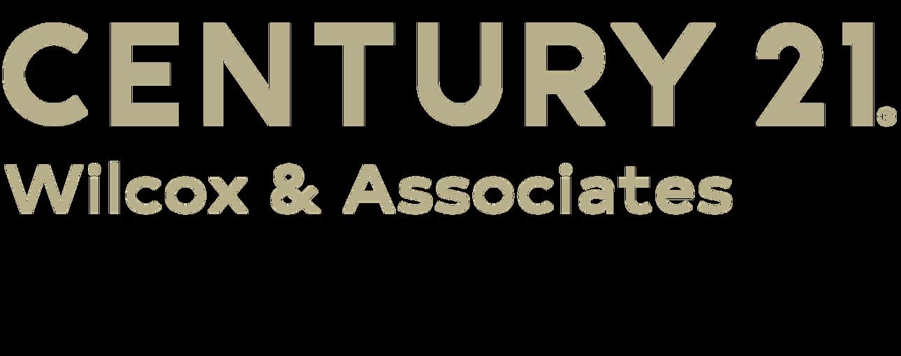 Chelsea Greenaker of CENTURY 21 Wilcox & Associates logo