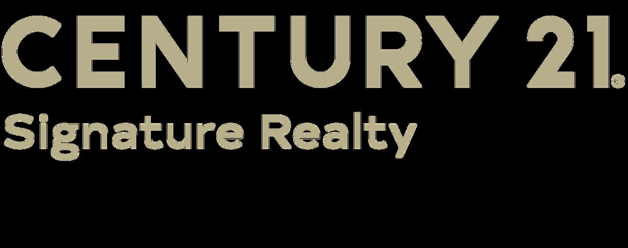 Bob Oligney of CENTURY 21 Signature Realty logo