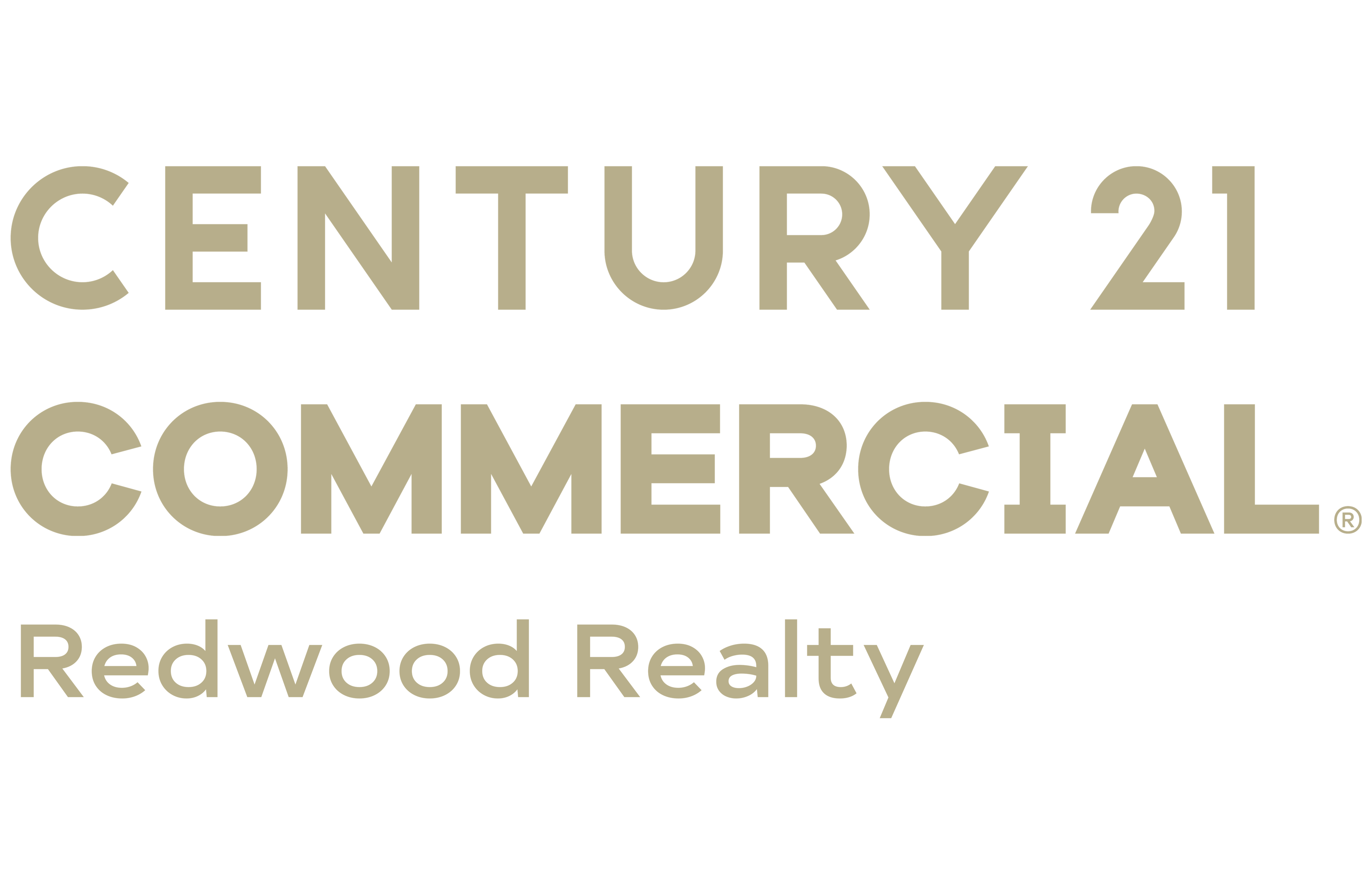 The Wright Sellers of CENTURY 21 Redwood Realty logo