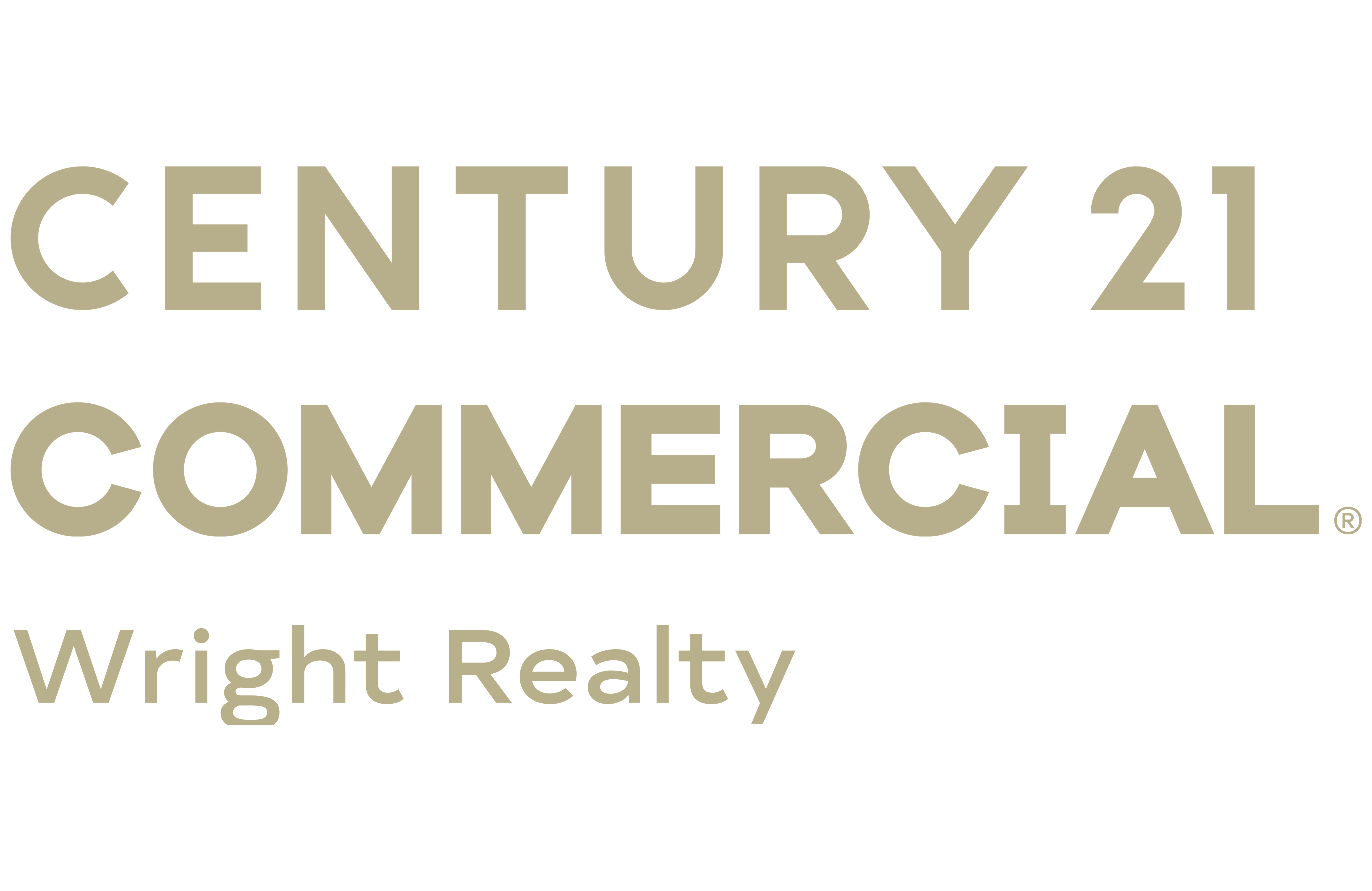 Shawn Wright of CENTURY 21 Wright Realty logo