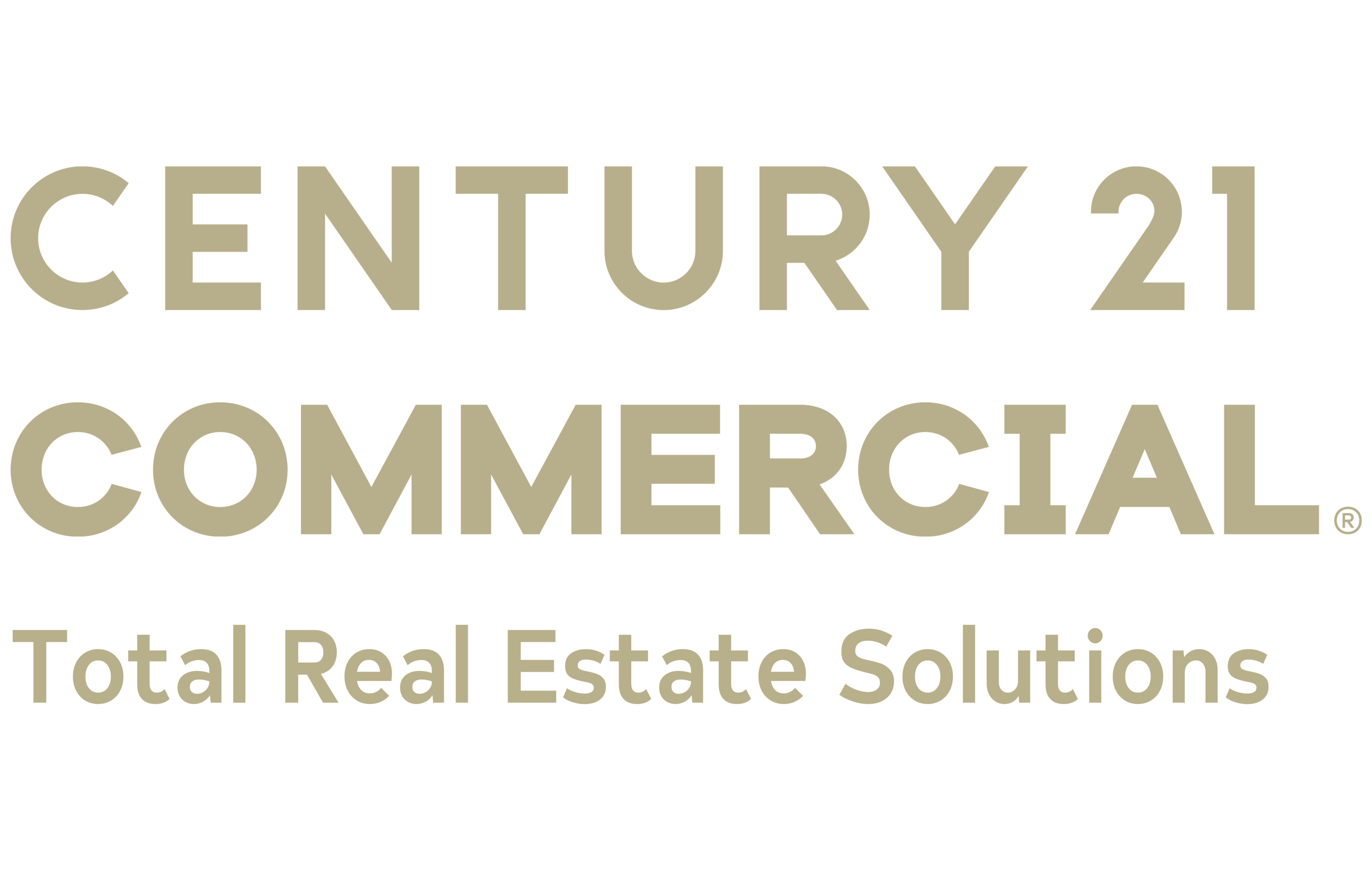 Jason Ray of CENTURY 21 Total Real Estate Solutions logo