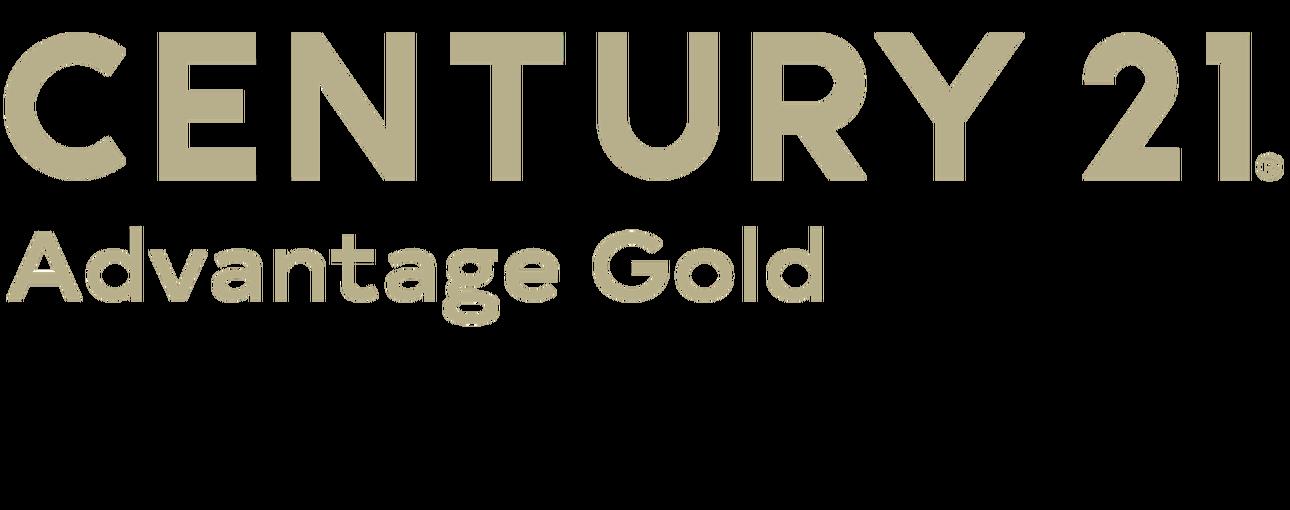 Joshua Pope III of CENTURY 21 Advantage Gold logo